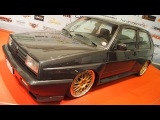 Volkswagen Rallye Golf 1989 (original G60 Rallye Motor 1H) 160 PS BBS Le-Mans R18