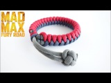 How to Make a Mad Max Sawtooth Paracord Bracelet Tutorial