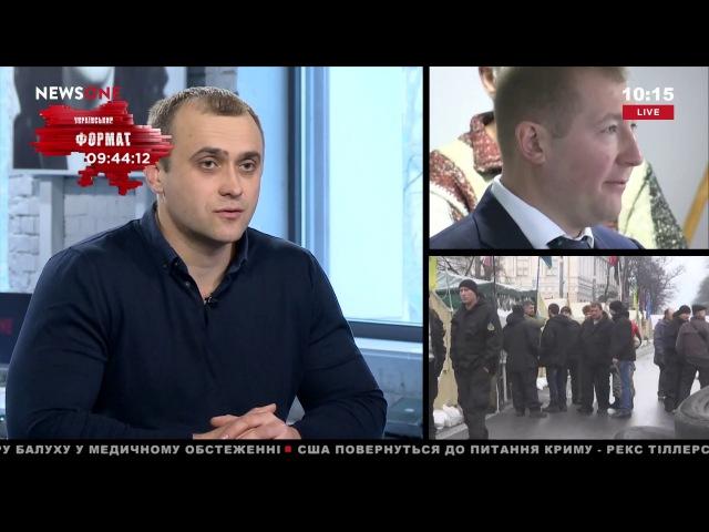 Войтков: власть сама подыгрывает Саакашвили и только поднимает его рейтинг 13.12.17