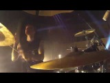 Dark Revenge - New Song Drum Cam by Dmitry Kargin
