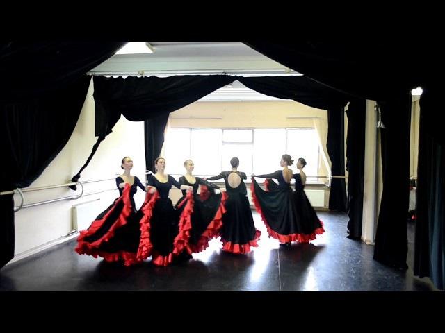 Мексиканский танец. Авалюлька.