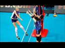 Top 10 Powerful Volleyball Spikes by Natalya Mammadova Women's EUROVOLLEY 2017