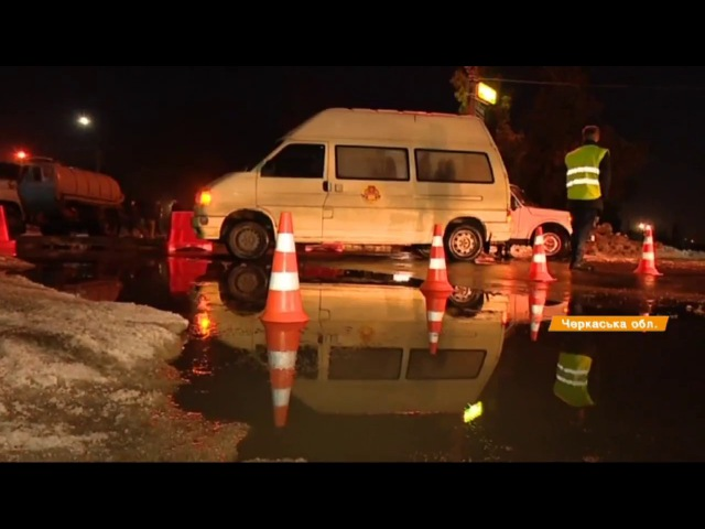 Чрезвычайная ситуация в Золотоноше на Черкассчине: город заливает нечистотами