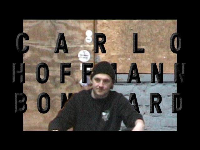 CARLO HOFFMANN at Boneyard Skatehall insidebmx