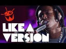 Joey Bada$$ covers Prince 'When Doves Cry' for Like A Version