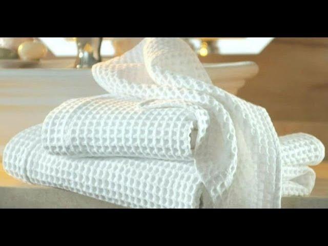 Супер отстирывание полотенец Отбелить кухонные полотенца быстро и легко 린넨 용 타월