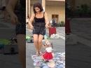 Кукла марионетка танец офигенный