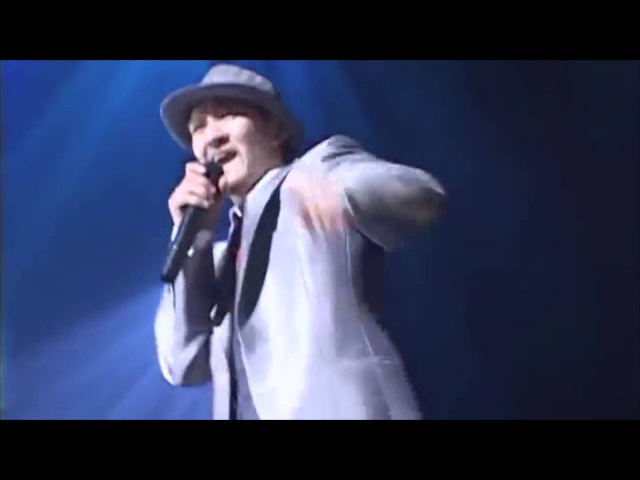 Justin Jinberlake part 1/5 played by JIN from HiltyBosch feat.Special Dancers in Osaka!!