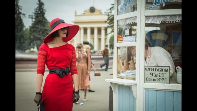 Красная королева (Красота по-советски) (2015) 1-12 серия [vk.com/KinoFan]