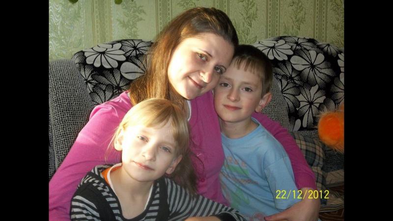 Поздравление от детей) Мамочка, мы тебя любим!