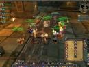 Смонтированный проваленный рейд из-за Лироя Дженкинса в World of Warcraft от 10 мая 2005 года.