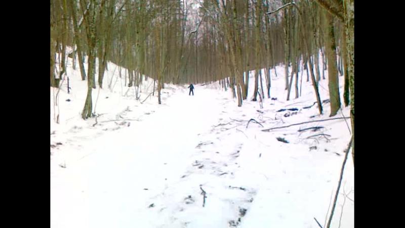 Заезд в Замковом лесу 2018.
