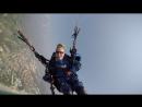 Прыжок с горы Тахталы 2365 метров над уровнем моря_4