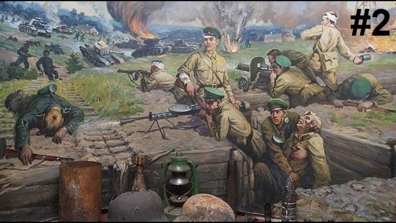 Обзор мода В июне 1941. В тылу врага 2 Лис пустыни. Первый взгляд. Часть 2. Ермаков Александр.