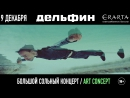 Дельфин  9 декабря  Санкт-Петербург