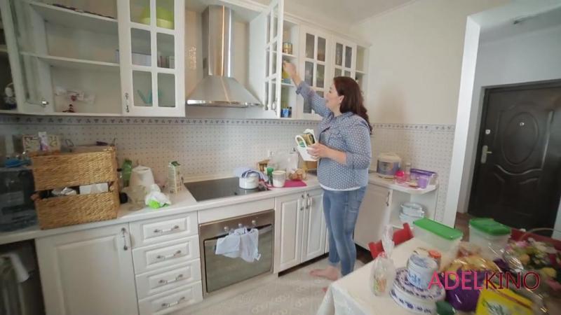 Уборка на пятерку с Адель Смит Разбор кухни