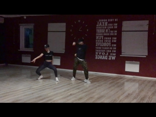 Choreography Sean Paul - Gimme the light