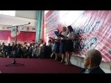 открытие чемпионата Казахстана по греко- римской борьбе.