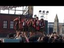 2018 02 24 土 たこやきレインボー「ダブルレインボー」 2ndアルバムリリースイベント 撮影OKレインボータイム @大阪南港ATC 海辺のステージ