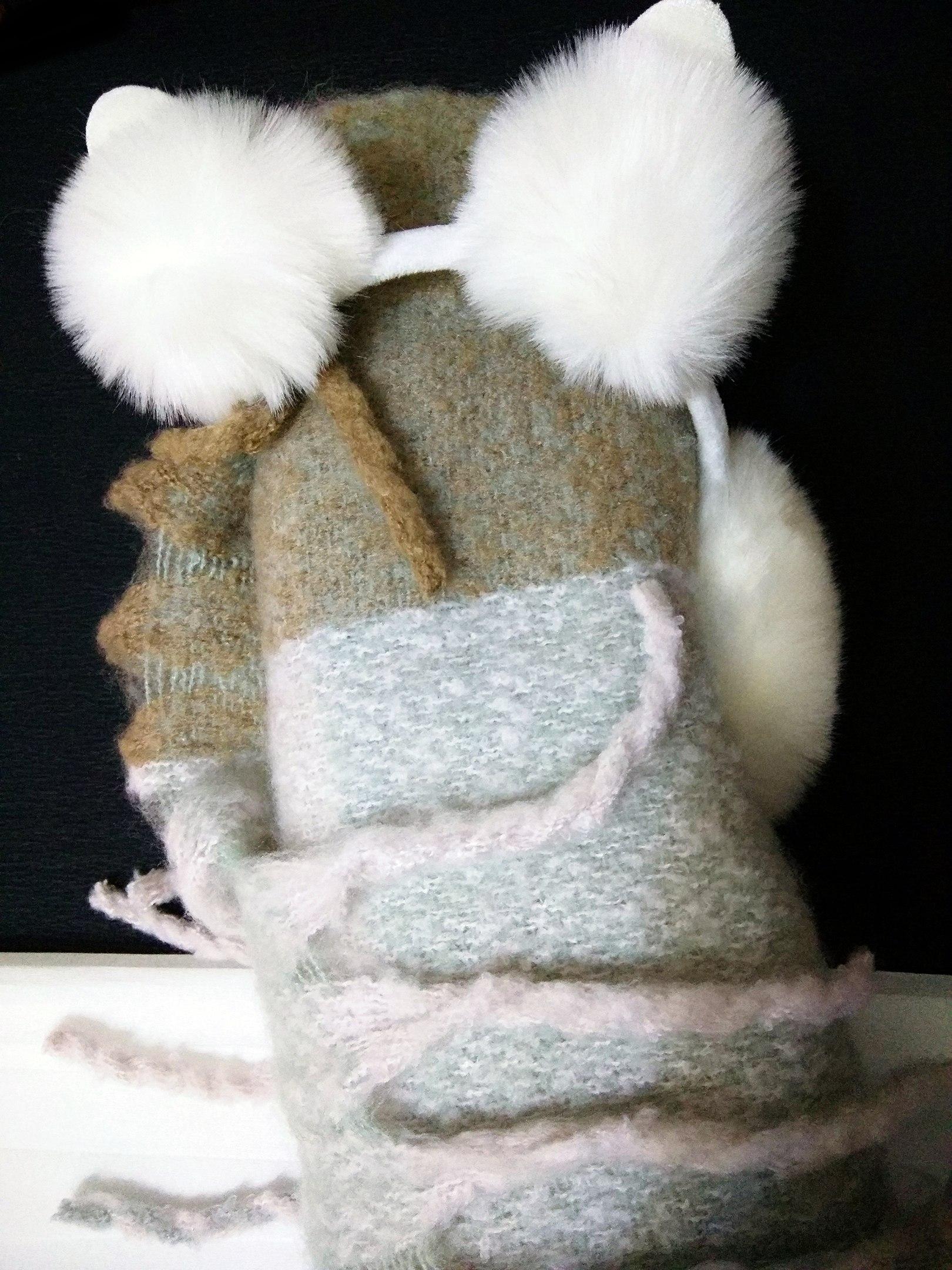 Зимний шарф-палантин заказала в магазине IWINTER Speciality Store
