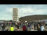 Снос самого большого здания в Кентукки (VHS Video)