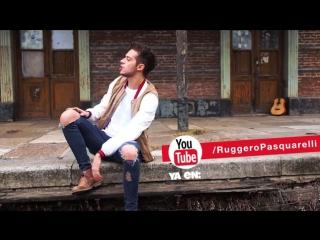 Llegó mi nuevo cover en mi canal de YouTube 😁😊🙈 que felicidad!! #VentePaCaRuggero LINK IN BIO ✌🏻️