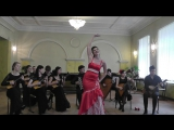 Дарья Воробьева-Песенка Пепиты (И.Дунаеский.оперетта