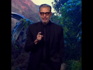 100 Days Till Jurassic World: Fallen Kingdom - Jeff Goldblum