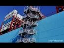 Maersk Majestic самый большой контейнеровоз в мире