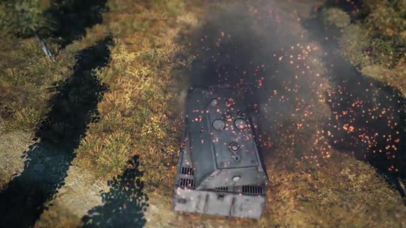 Maus на Прохоровке - музыкальный клип от Wartactic Games и Студия ГРЕК [World of