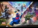 LEGO Marvel Super Heroes 2 Прохождение 13 Злодеи Стражи Ч.1PC
