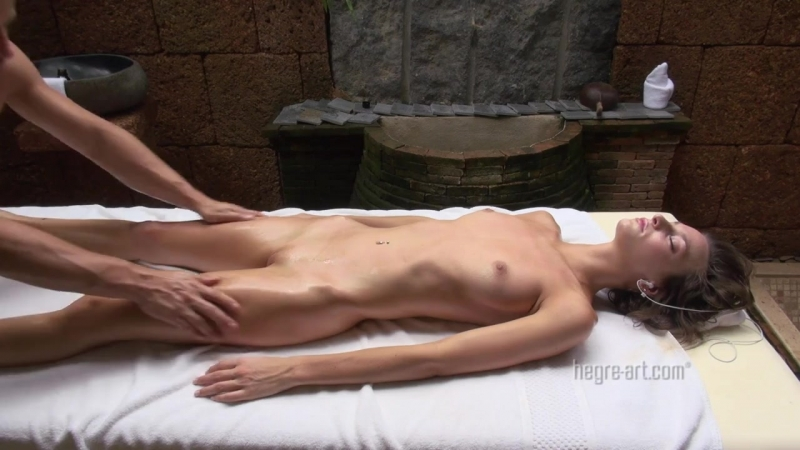 Hegre-Art - Male Female Naturist Massage [эротика, массаж, ]