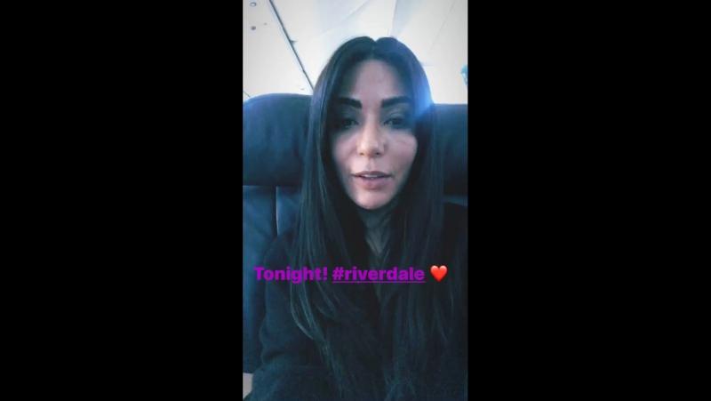 Instagram Stories Марисоль Николс