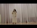 Песня Белый снег автор исполнитель Роммана Римма КарпачеваКонцерт Пансионат Уктус 02 02 2018г