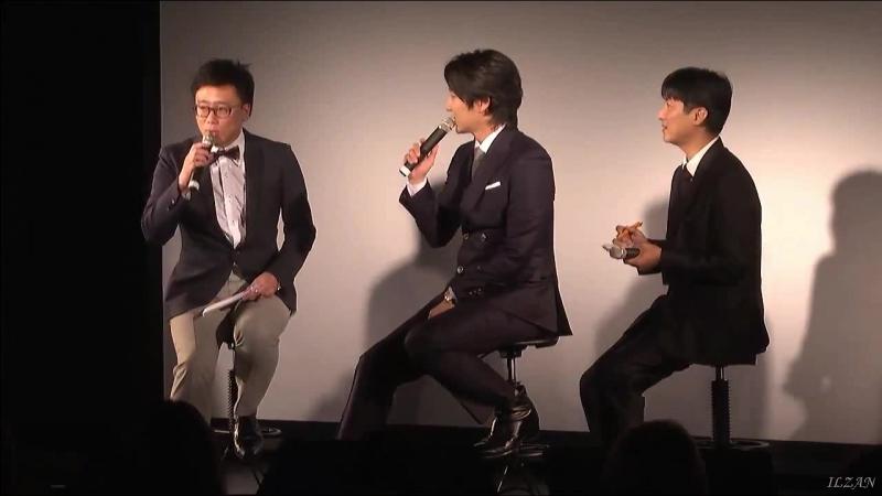 2012.10.19 Ли Джун Ги_Аранг и Магистрат Official presentation_K.FOOD MBC drama festiv в Японии