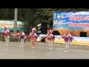 Танцевальный коллектив Шанс танец Летка Енька