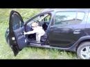 Автошторки ТРОКОТ. Видеоотзыв клиента на автомобиле - Renault Sandero.