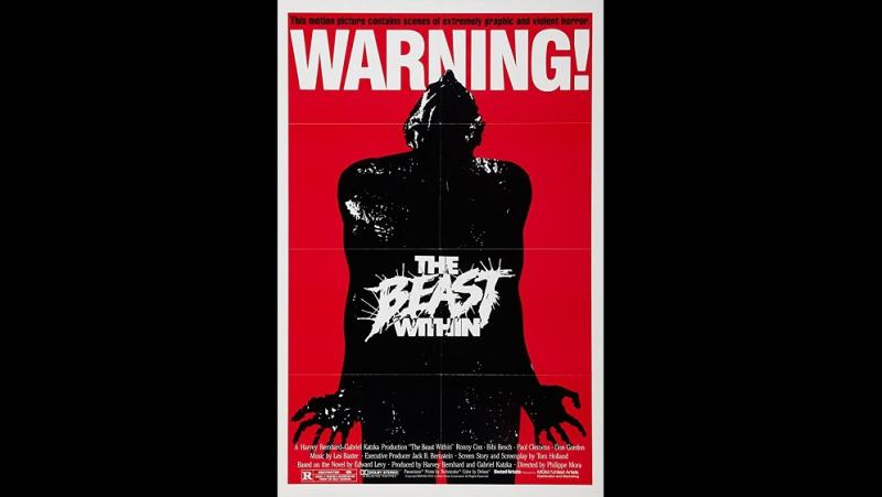 Зверь внутри / The Beast Within (1982) HD