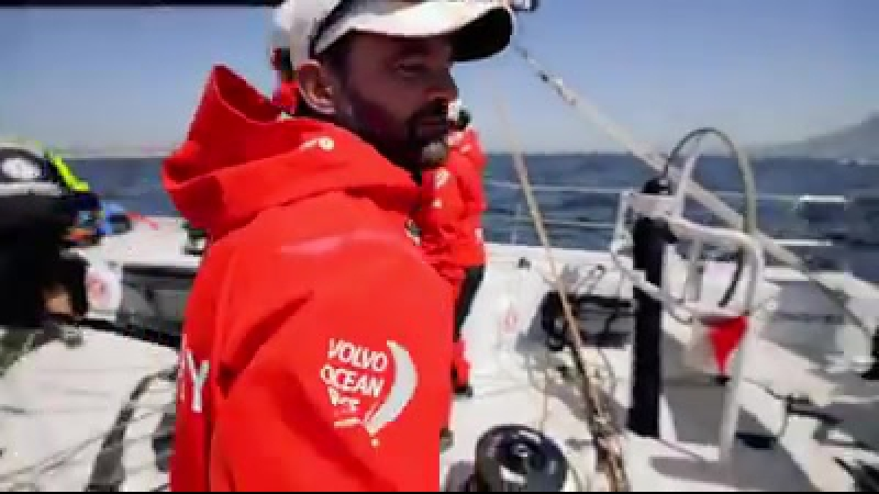 What a race, what a race track and what a fantastic result. Want to watch yesterday's in-port race from on board Dongfeng?  Join