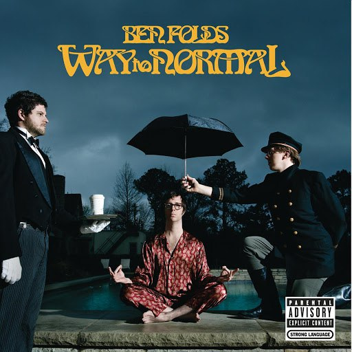 Ben Folds альбом Way To Normal
