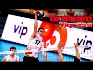 Vigrass Graham 1 ST BEST MIDDLE BLOCKER 2017 FIVB Volleyball World League