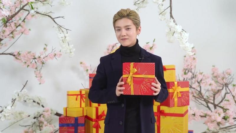CF Lu Han x L'Occitane Super Brand Day VCR @ Lu Han