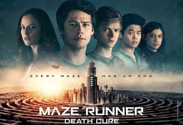 Maze Runner The Death Cure Torrent