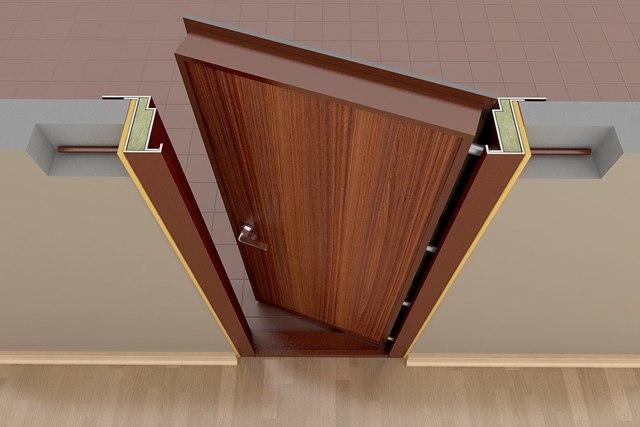 Что такое наружная дверная рама?