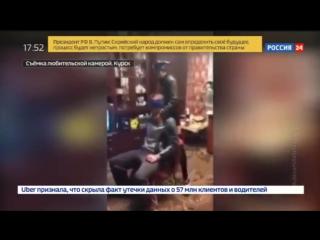 В Курске родителей не смутило, что стриптизерша исполнила танец при маленьком ребёнке