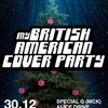 My British American Cover Party | 30.12