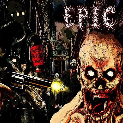 Epic альбом Zombie Hunters Inc