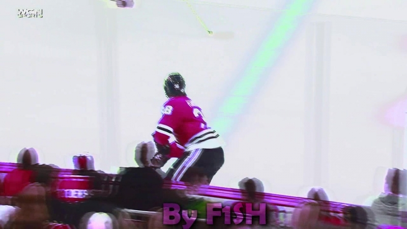 Alex DeBrincat scores against Capitals [BY F1SH]