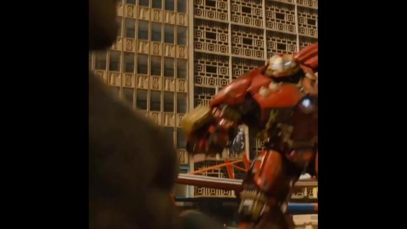 Халк против Халкбастера / Hulk Vs Hulkbuster