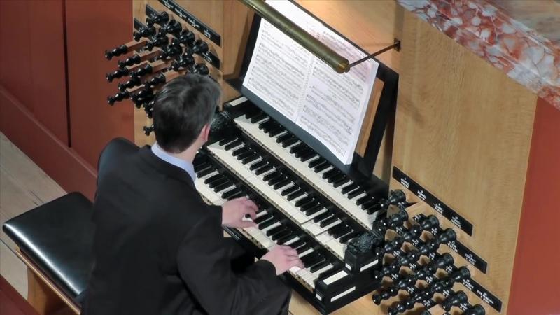 671 J. S. Bach - Chorale prelude Kyrie, Gott heiliger Geist , BWV 671, Cum Organo pleno - Daniel Bruun